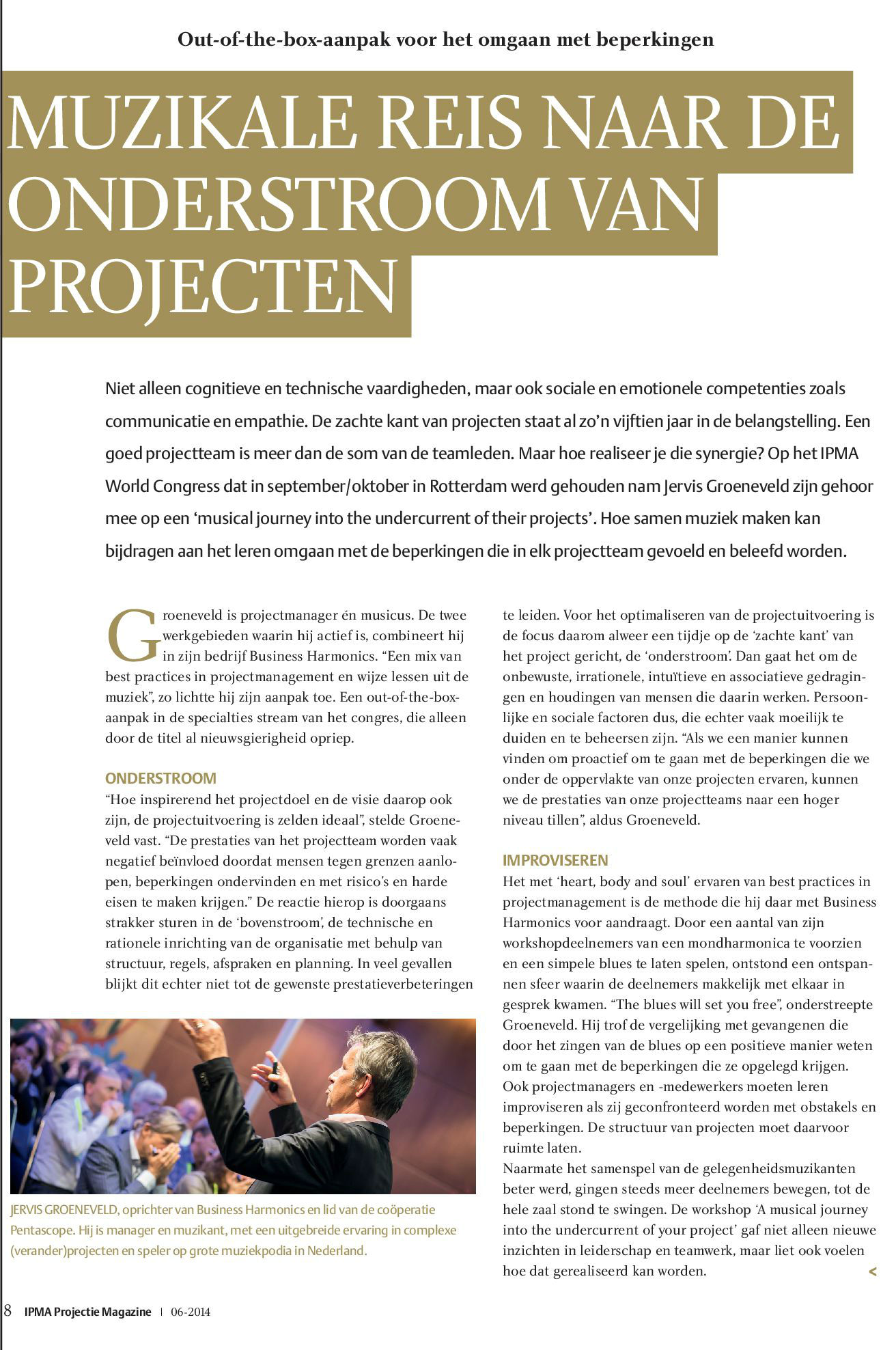 Artikel Projectie Business Harmonics december 2014 (c)