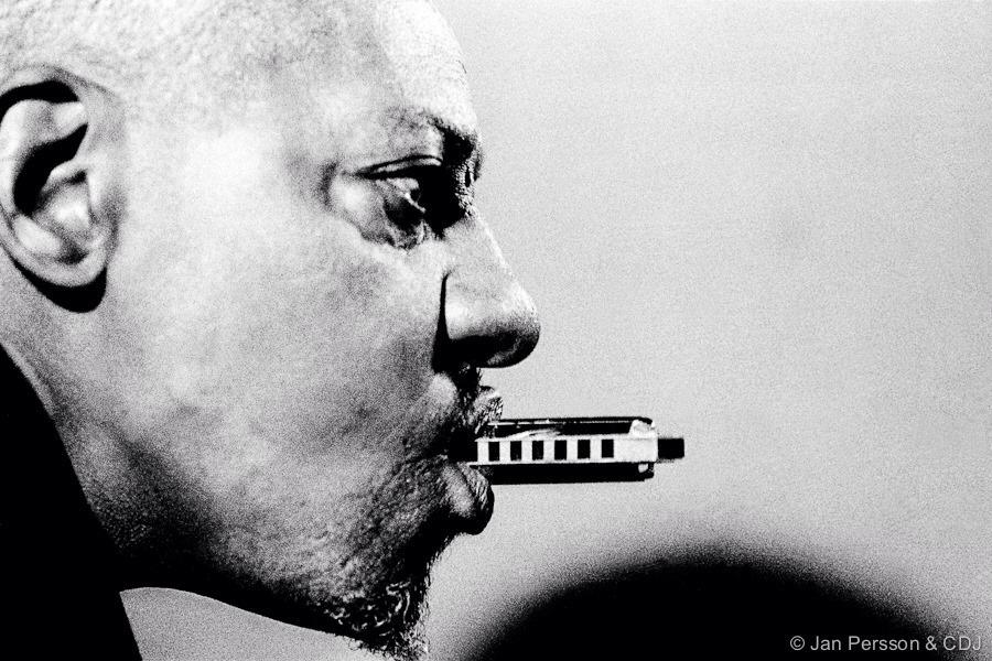 Sonny Boy Williamson ( © Jan Persson &CDJ)